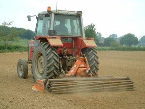 Préparation du lit de semis